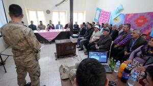 Kalecik Köyünde Güvenlik ve Halk Toplantısı