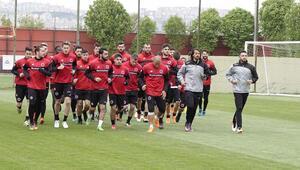 Gençlerbirliğinde Sivasspor maçı hazırlıkları devam ediyor
