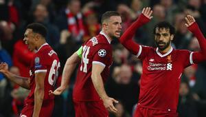 Liverpool farka koştu Roma mucizeye kaldı
