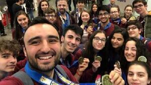 Darüşşafaka Robot Kulübü ABD'den büyük ödülle döndü