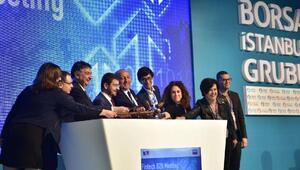 Borsa İstanbulda gong Fintech'ler için çaldı