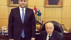 MHP Kayseri İl Başkanı görevinden istifa etti