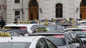 Uber Viyanadaki faaliyetlerini geçici olarak durdurdu