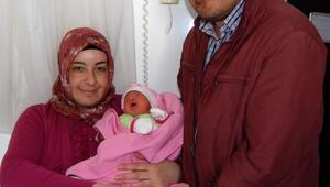 11 yıllık evlik çift, 11inci tüp bebek denemesinde çocuk sahibi oldu