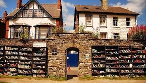 Kitap kurtları için cennet gibi kasaba: Hay-On-Wye
