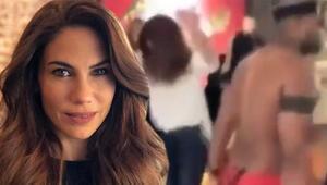 Zeynep Beşerlerden dans videosuna açıklama: Kocam da oradaydı