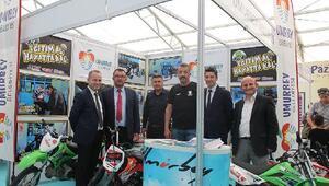 Umurbey Belediyesinin Güvenli Motosiklet Eğitimine övgü
