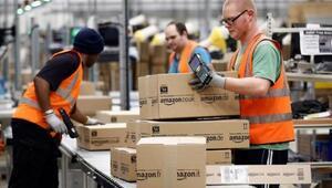 Amazonun ilk çeyrekte net kar ve geliri arttı