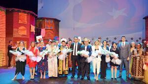 GKV'liler; İstanbul Efendisi müzikalini sahneledi