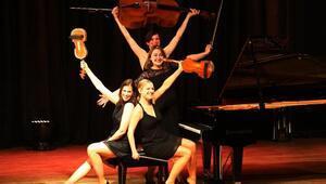 Salut Salon Quartet ilk kez Mersinde sahne alacak