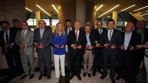 Yaşar, AFSAD'ın sergi açılışını yaptı