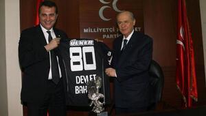Devlet Bahçeliden Beşiktaş yorumu