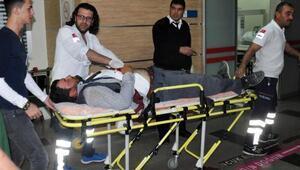 Sulama birliği genel kurulunda bıçaklı kavga: 2 yaralı