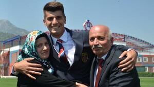 Altınorduya Lucescu ziyareti
