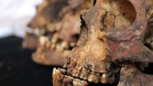 Peruda 500 yıl önce kurban edilen 140 çocuğun mezarları bulundu