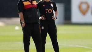 Galatasaray, Beşiktaş derbisinin hazırlıklarını sürdürdü