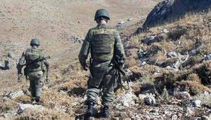 TSK duyurdu 3 teröristin daha cesedine ulaşıldı…