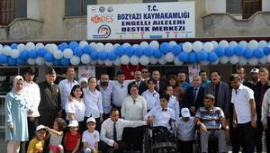 Bozyazıya engelil destek merkezi