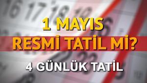 30 Nisanda (yarın) okullar tatil olacak mı 1 Mayıs resmi tatil mi