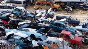 Hurda araçlardan 16 milyon liralık katkı