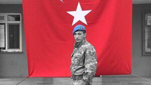 Afrin'de görevli astsubay, izinde trafik kazasında öldü