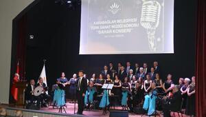 Karabağlarda müzik ziyafeti