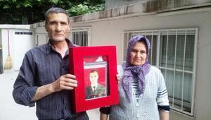 Kazada ölen uzman çavuşun anne ve babası: Oğlumuz şehit sayılsın