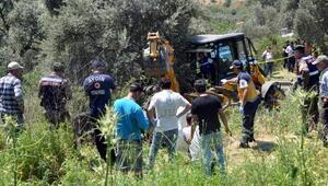 9 gündür kayıp çiftçi ölü bulundu, eşi gözyaşı döktü