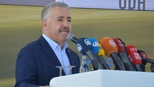 Bakan Arslan: 5 bin kişi daha PTT ailesine katılacak