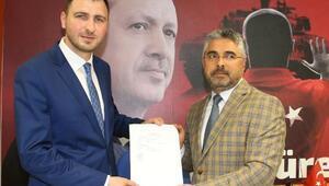 TÜGVA İl Temsilcisi Durmuşoğlu aday adaylığını açıkladı