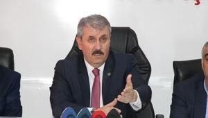 BBP Başkanı Destici: Cumhur İttifakının içinde yer alacağız
