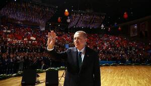 Cumhurbaşkanı Erdoğan: Türkiye bir dönüm noktasına geldi