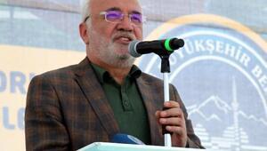 Ak Partili Elitaş: CHP kapısınakiralık vekil yazısı astı