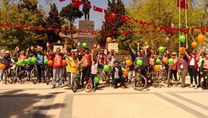 Sinopta bisiklet turu etkinliği
