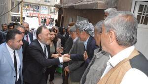 HDP Eş Genel Başkanı Temelli: Kürt sorununu çözersen ülkeye barış gelir