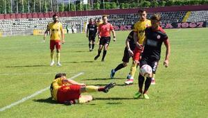 Çorum Belediyespor - Kızılcabölükspor: 0-0
