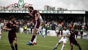 Amed Sportif Faaliyetler - Hatayspor: 1-1