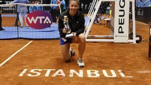 İstanbul Cupta şampiyon Parmantier