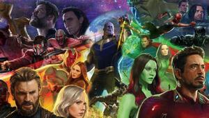 Avengers: Infinity War telefonları da vurdu