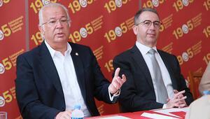 Eşref Hamamcıoğlu Çok adaylı bir seçim bekliyoruz