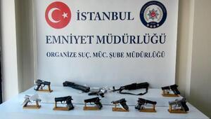 Beyoğlunda suç örgütü operasyonu: Gözaltına alınan 38 kişi adliyeye sevkedildi