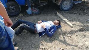 Savaştepe'deki trafik kazasında 3 kişi yaralandı