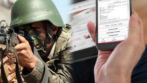 Askere gidecekler dikkat E-devletin yeni uygulaması için son 14 gün