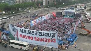 Memur-Senden İzmitte 10 bin kişiyle 1 Mayıs kutlaması