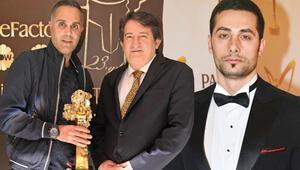 Kazananlar açıklandı Hürriyete 5 ödül