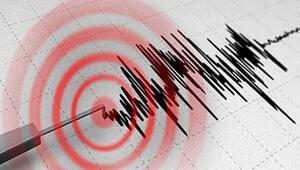 Manisa Akhisarda korkutan deprem
