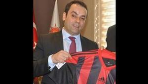 Mehmet Kızıl Gaziantepspor başkanlığına aday oldu