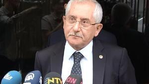 YSK Başkanı Güvenden askerlerin oy kullanmasına ilişkin açıklama