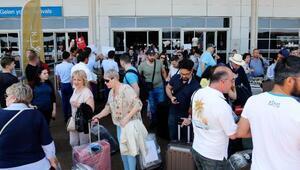 Antalya turizminde Avrupadan rekor artışlar