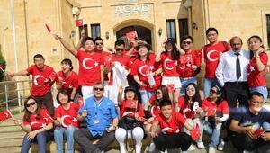 Tayvanlı turistten Kapadokyada sürpriz evlilik teklifi